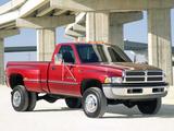 Dodge Ram 3500 Regular Cab 1994–2002 pictures