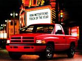 Dodge Ram 1500 Sport Regular Cab 1994–2001 wallpapers