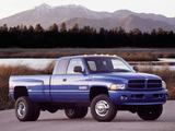 Dodge Ram 3500 Club Cab 1994–2002 wallpapers