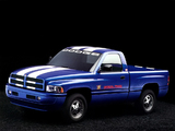 Dodge Ram Indy 500 Pace Truck 1996 wallpapers