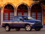 Dodge Ram 1500 Quad Cab 2002–06 wallpapers