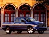 Dodge Ram 1500 Quad Cab 2002–06 wallpapers