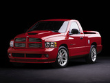 Dodge Ram SRT10 2004–06 pictures