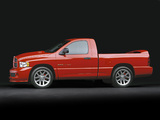 Dodge Ram SRT10 2004–06 wallpapers