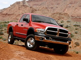 Dodge Ram Power Wagon Quad Cab 2005–08 photos