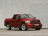 Dodge Ram SRT10 Quad Cab 2005–06 photos