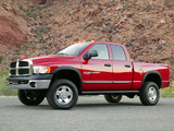 Dodge Ram Power Wagon Quad Cab 2005–08 pictures