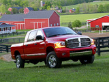 Dodge Ram 2500 Mega Cab 2006–09 photos