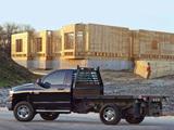 Dodge Ram 3500 Chassis Regular Cab 2006–09 photos