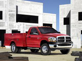 Dodge Ram 3500 Chassis Regular Cab 2006–09 pictures