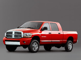 Dodge Ram 2500 Mega Cab 2006–09 wallpapers