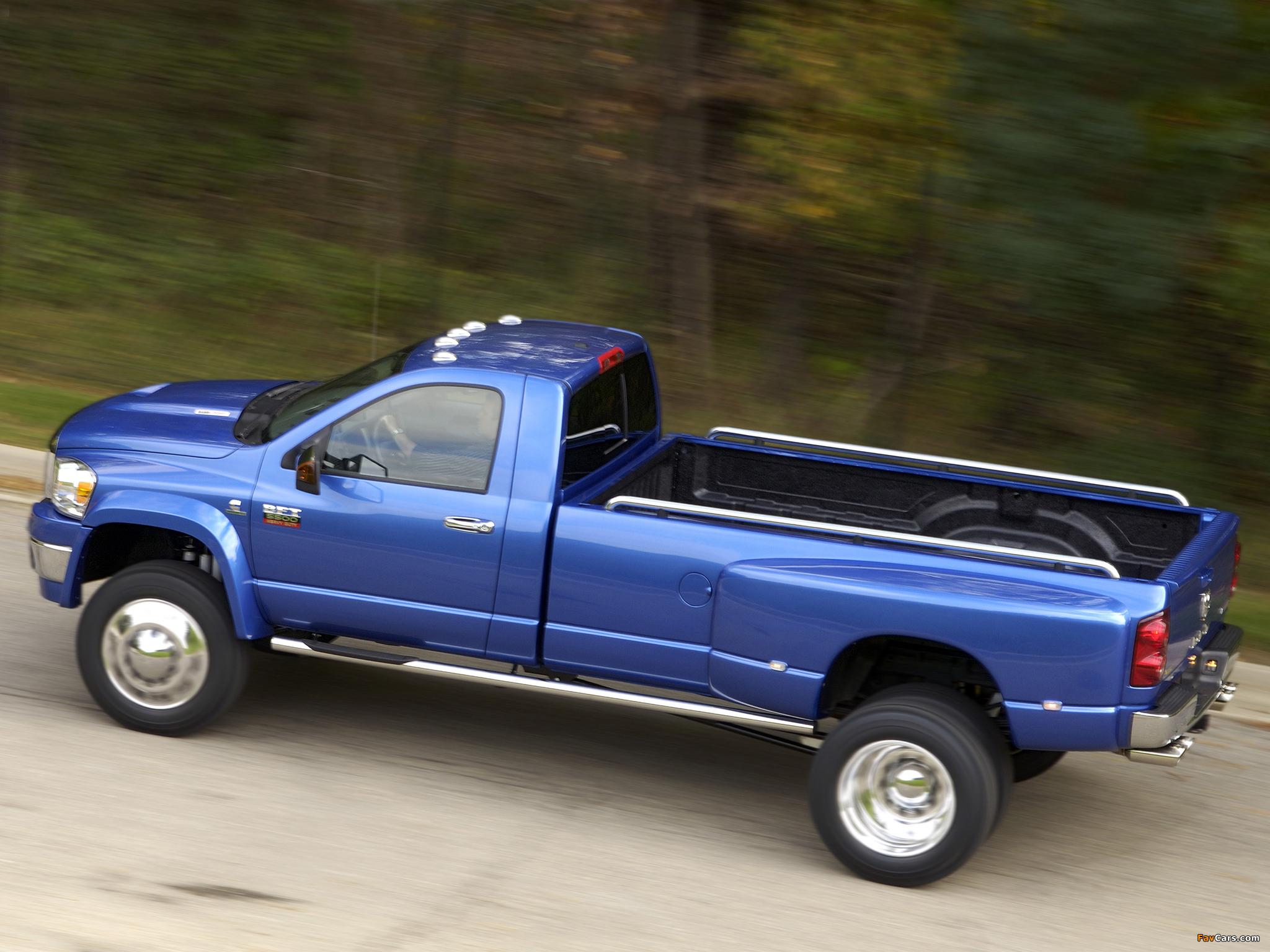 Dodge Ram 5500 BFT 2007–09 photos (2048 x 1536)