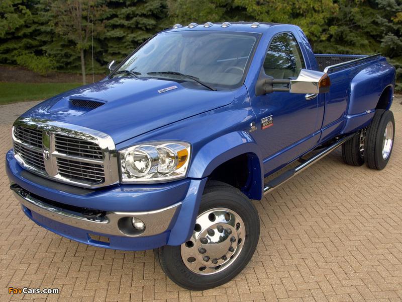 Dodge Ram 5500 BFT 2007–09 photos (800 x 600)