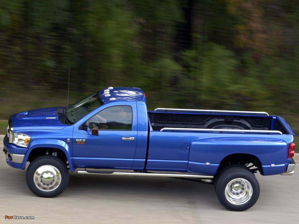 Dodge Ram 5500 BFT 2007–09 pictures (1024 x 768)