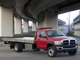 Dodge Ram 5500 Regular Cab Tow Truck 2007–09 wallpapers