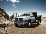 Dodge Ram 4500 Chassis Quad Cab 2007–09 wallpapers