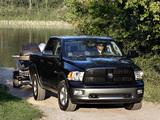 Ram 1500 Outdoorsman Crew Cab 2010–12 photos