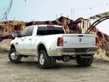 Ram 3500 Laramie Longhorn 2011 pictures