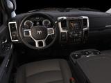 Ram 2500 Laramie Mega Cab 2012 photos