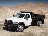 Ram 5500 Tradesman Chassis Cab 2012 wallpapers