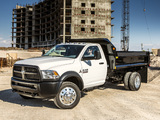 Ram 5500 Tradesman Chassis Cab 2012 wallpapers