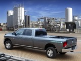 Ram 2500 Heavy Duty CNG Crew Cab 2012 wallpapers