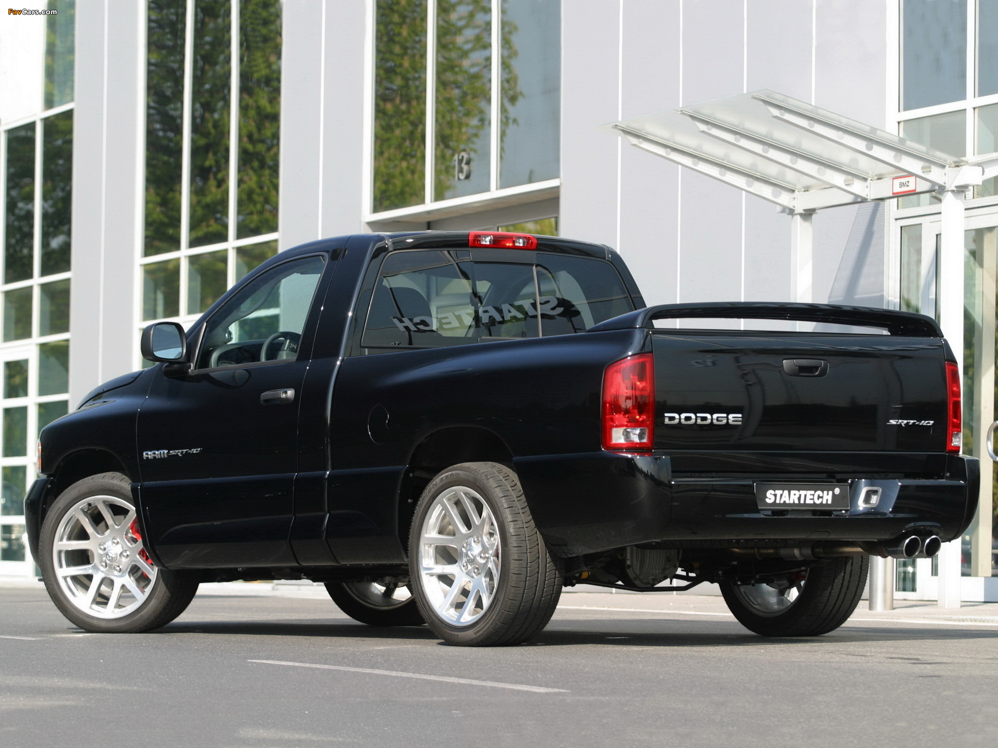 Startech Dodge Ram SRT10 images (2048 x 1536)