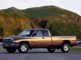 Images of Dodge Ram 2500 Club Cab 1994–2002