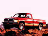 Images of Dodge Ram 1500 Regular Cab 1994–2001