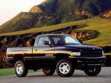 Images of Dodge Ram 1500 Sport Regular Cab 1994–2001