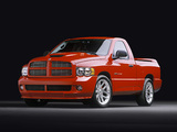 Images of Dodge Ram SRT10 2004–06