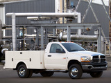 Images of Dodge Ram 3500 Chassis Regular Cab 2006–09