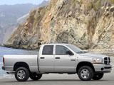 Images of Dodge Ram 3500 Quad Cab 2006–09