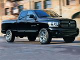 Images of Dodge Ram 1500 Quad Cab 2006–09