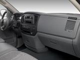 Images of Dodge Ram 1500 Regular Cab 2006–09