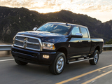 Images of Ram 2500 Laramie Limited Crew Cab 2013