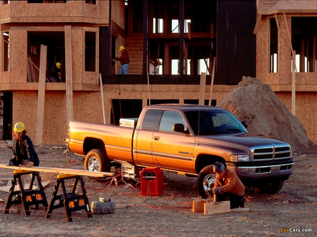 Photos of Dodge Ram 2500 Club Cab 1994–2002 (1024 x 768)