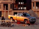 Photos of Dodge Ram 2500 Club Cab 1994–2002