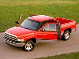 Photos of Dodge Ram 1500 Quad Cab 1994–2001