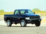 Photos of Dodge Ram 1500 Sport Regular Cab 1994–2001