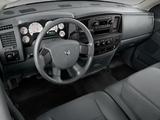 Photos of Dodge Ram 3500 Chassis Regular Cab 2006–09