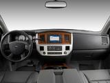 Photos of Dodge Ram 3500 Quad Cab 2006–09
