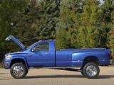 Photos of Dodge Ram 5500 BFT 2007–09