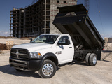 Photos of Ram 5500 Tradesman Chassis Cab 2012