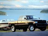 Pictures of Dodge Ram 2500 Club Cab 1994–2002