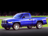 Pictures of Xenon Dodge Ram Regular Cab 1994–2001