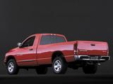 Pictures of Dodge Ram 1500 Regular Cab 2002–06
