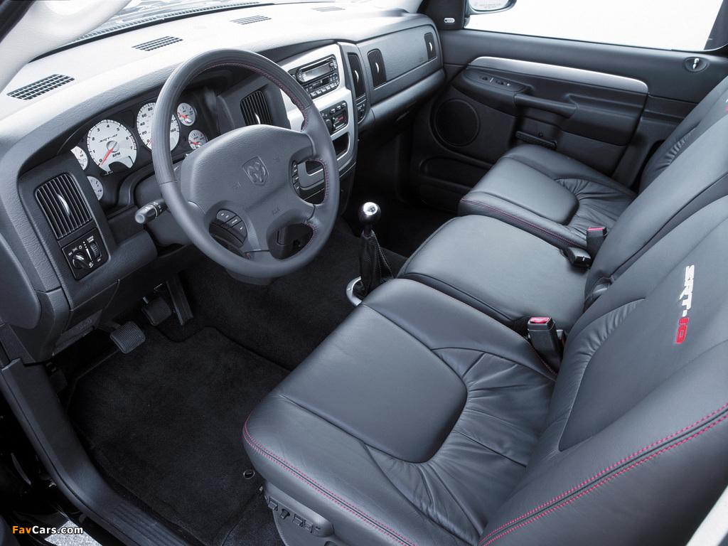 Pictures of Dodge Ram SRT10 Concept 2002 (1024 x 768)