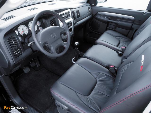 Pictures of Dodge Ram SRT10 Concept 2002 (640 x 480)