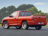 Pictures of Dodge Ram SRT10 2004–06